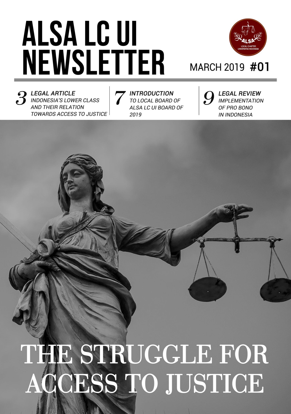 NEWSLET MARCH 2019