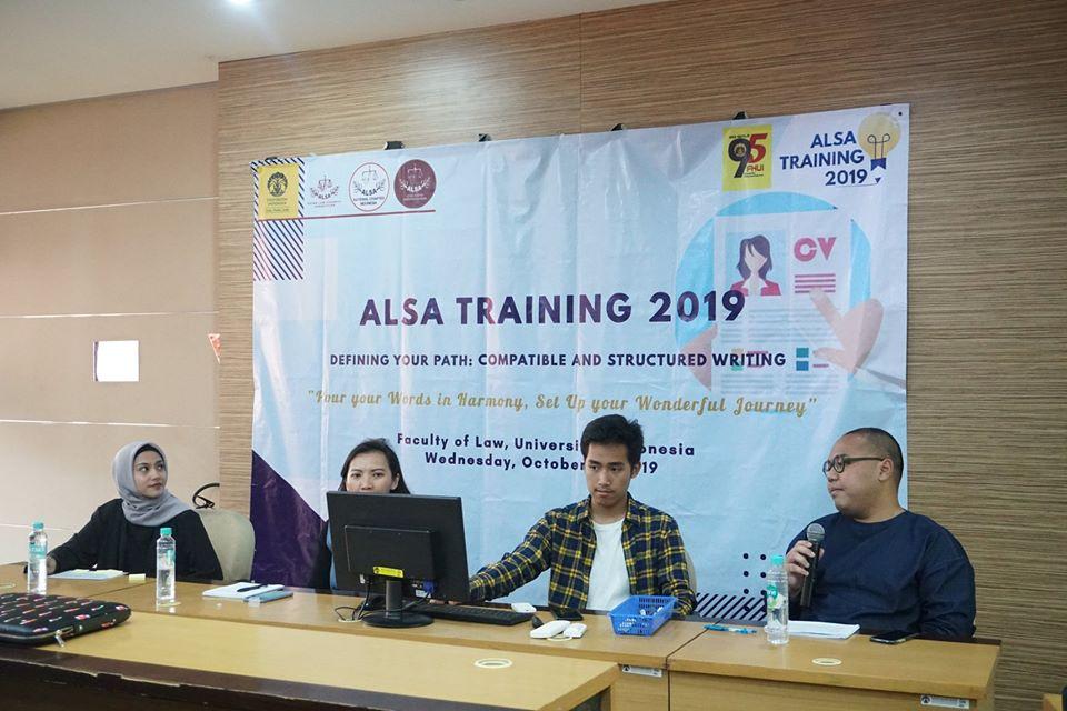 ALSA Training 2